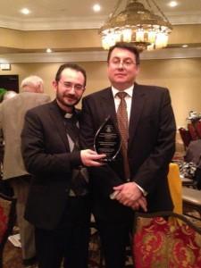 2014 st photios award j loudaros